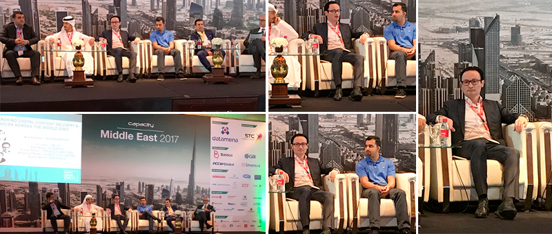 Zoom sur Capacity Middle East 2017